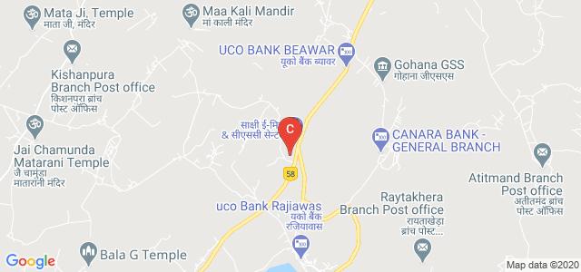 Satyam institute of technology, Sanwa, Rajasthan, India