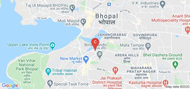 Atal Bihari Vajpayee Hindi Vishwavidyalaya, Jahangirabad, Bhopal, Madhya Pradesh, India