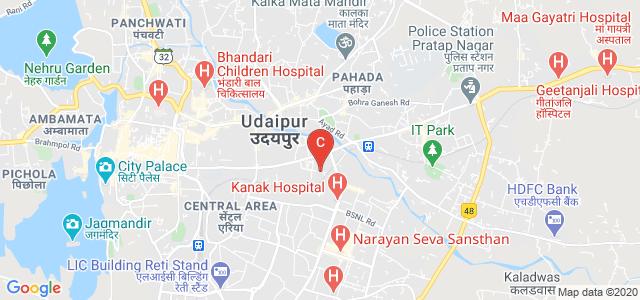 Bhupal Nobels' University, New Shiv Nagar Rd, New Shiv Nagar, Kumharon Ka Bhatta, Central Area, Udaipur, Rajasthan, India