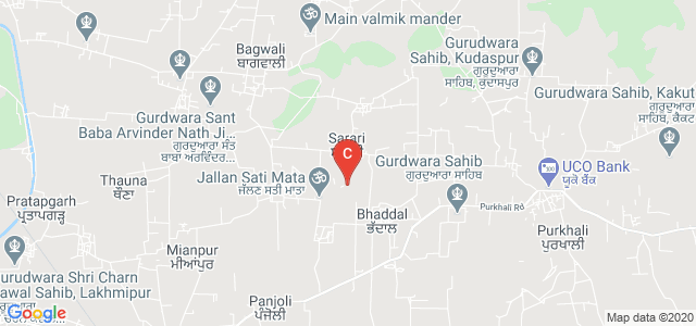 IET Bhaddal Technical Campus, Ropar, Punjab, India