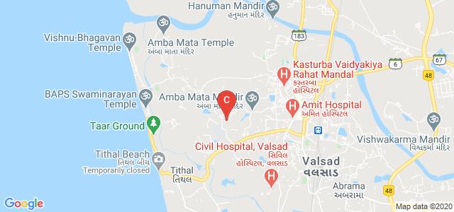 Government Engineering College, Valsad, Valsad College Road, Bhagdawada, Valsad, Gujarat, India