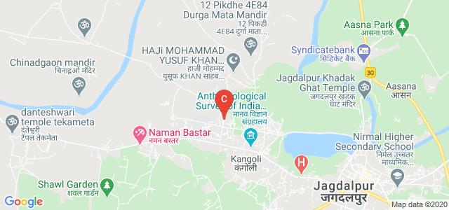 Kalipur Rd, Darampura, Jagdalpur, Chhattisgarh, India