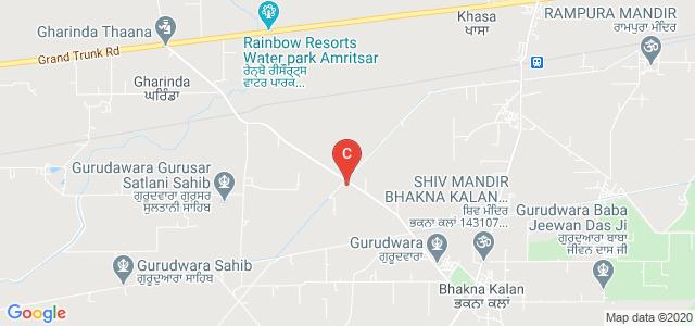 Sidana Institutes of Management & Technology, Amritsar, Punjab, India