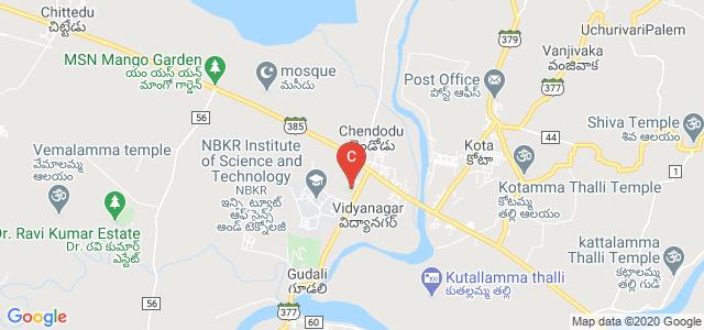 NBKR Institute of Science & Technology, Vidyanagar, Andhra Pradesh, India