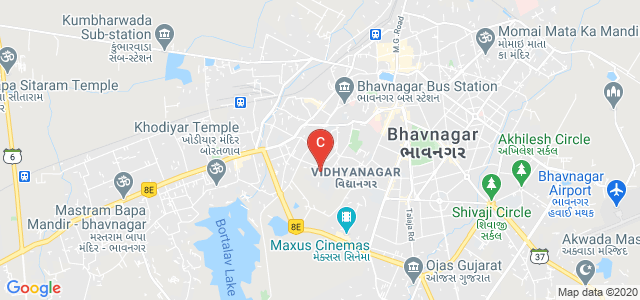 Government Engineering College, Nr. Sir BPTI Campus, Vidhyanagar, Bhavnagar, Gujarat, India