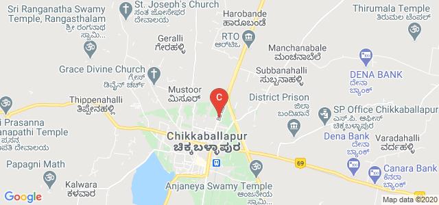 S.J.C. Institute of Technology, Chikkaballapura, Karnataka, India