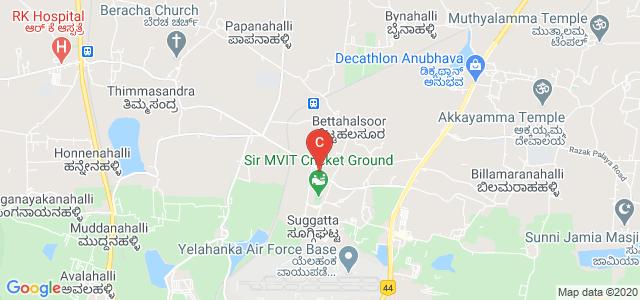 Sir M. Visvesvaraya Institute of Technology, Krishnadeveraya Nagar, Bangalore, Karnataka, India