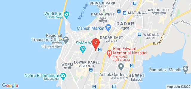ISME School of Management and Entrepreneurship, Tulsi Pipe Road, Saidham Nagar, Parel, Mumbai, Maharashtra, India