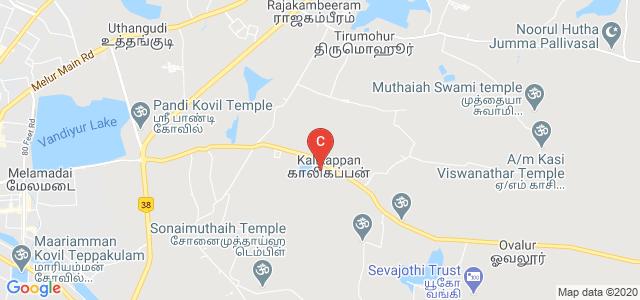 Solamalai College of Engineering, Veerapanjan, Madurai, Tamil Nadu, India