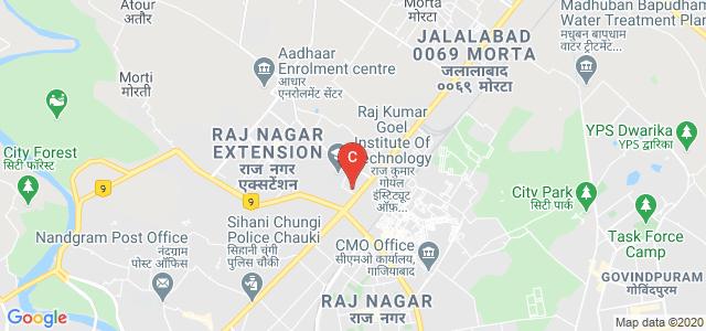 Raj Kumar Goel Institue Of Technology and Management, Delhi - Meerut Expy, Raj Nagar Extension, Ghaziabad, Uttar Pradesh, India