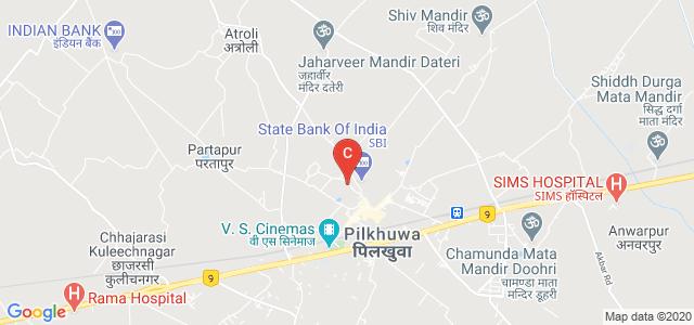 RAJ KUMAR GOEL ENGINEERING COLLEGE, Gandhi Colony, Pilkhuwa, Uttar Pradesh, India