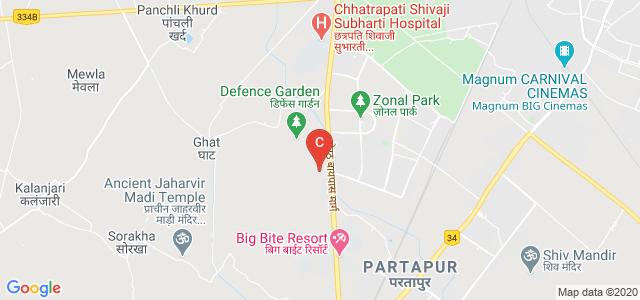 Gyan Bharti Institute of Technology, Meerut Bypass Road, Partapur, Meerut, Uttar Pradesh, India