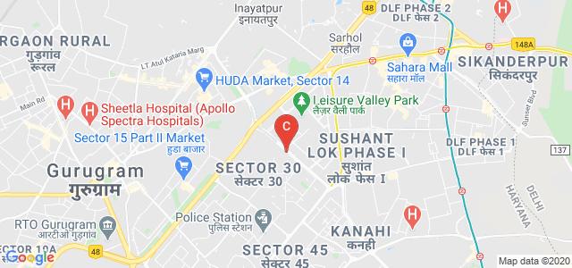 Gurukul Vidyapeeth Institute of Engineering & Technology, South City I, Sector 29, Banur, Haryana, India