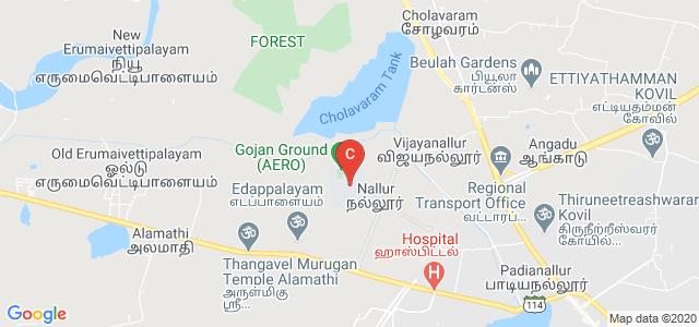 Gojan School Of Business And Technology, Chennai, Tamil Nadu, India