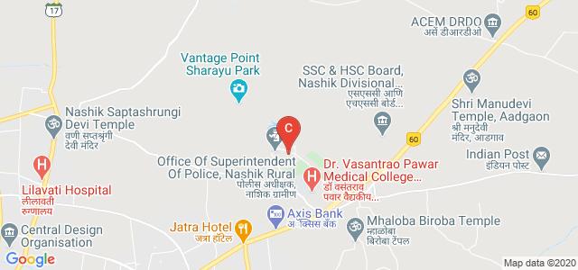 MET Bhujbal Knowledge City, Bhujbal Knowledge City, Adgaon, Nashik, Maharashtra, India