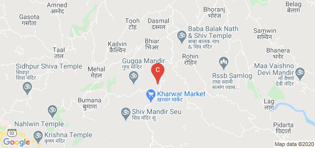 Career Point University, MDR 35, Hamirpur, Himachal Pradesh, India