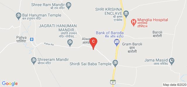 Modern institute of professional studies, Unnamed Road, Alwasa, Indore, Madhya Pradesh, India