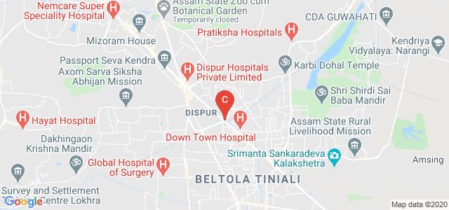 Royal Global University Guwahati, Swaraj Nagar, Sarumotoria, Guwahati, Assam, India