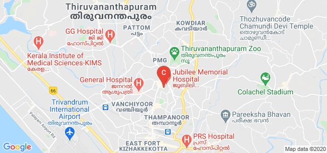 International Academy for Management Studies, Sunny Meads Lane, University of Kerala Senate House Campus, Palayam, Thiruvananthapuram, Kerala, India