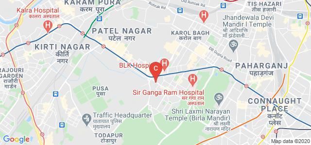 TKWs Institute of Banking & Finance, Shankar Road, Pocket R, Rajender Nagar Part 2, New Rajinder Nagar, New Delhi, Delhi, India