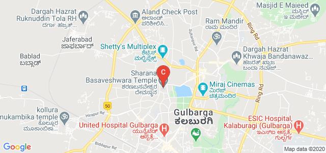 Muktambika College of BCA & BBM for Women, Raghavendra Colony, Brhampur, Kalaburagi, Karnataka, India