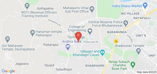 College of Engineering and Technology, Kalinga Nagar, Bhubaneswar, Odisha, India