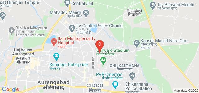 Rajarshi Shahu Institute of Management, MIDC Industrial Area, Chilkalthana, Aurangabad, Maharashtra