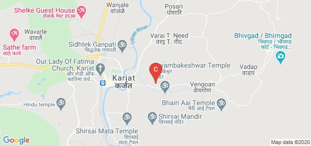 IBSAR, Dahivali, Karjat, Maharashtra, India