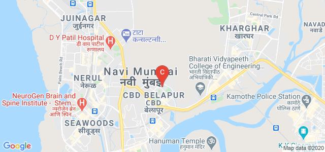 Bharati Vidyapeeth' Institute of Management & information Technology, Sector 8, CBD Belapur, Navi Mumbai, Maharashtra, India
