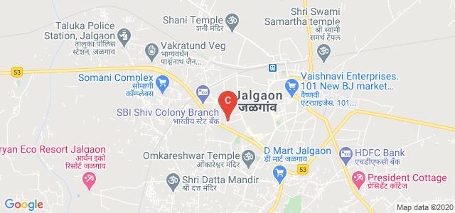 KCES's Institute of Management & Research, NH6, Ganesh Colony, Jalgaon, Maharashtra, India