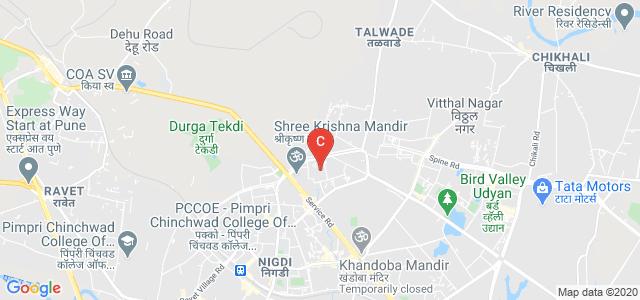 Pratibha Institute of Business Management, Old Mumbai - Pune Highway, Kounteya Housing Society, Kalbhor Nagar, MIDC, Nigdi, Pimpri-Chinchwad, Maharashtra, India