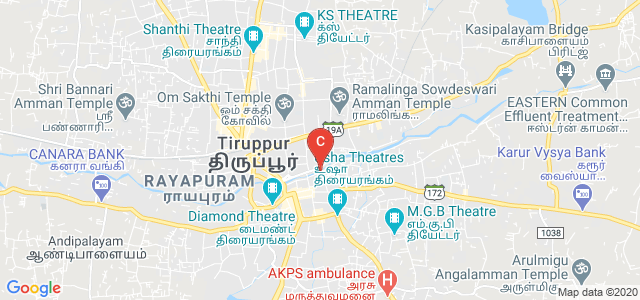 Chikkanna Government Arts College, Collage road, Konganagiri, Vivekananda Nagar, Tirupur, Tamil Nadu, India