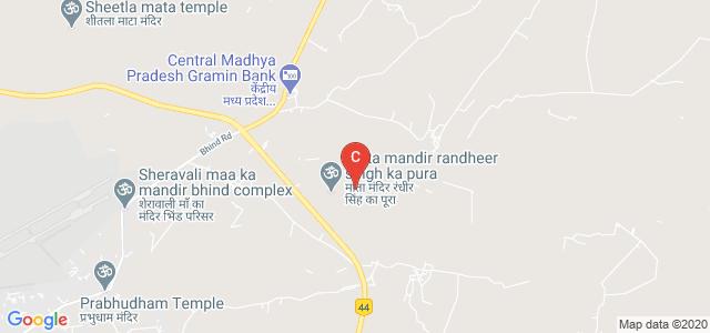 Maharaja Institute of Management & Technology, Gwalior, Madhya Pradesh, India