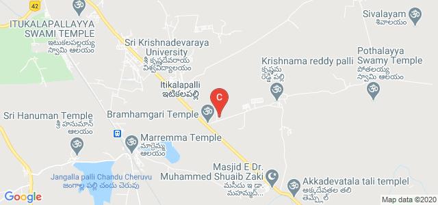 Raghavendra Institute of Management Sciences (RIMS), NH205, Andhra Pradesh, India