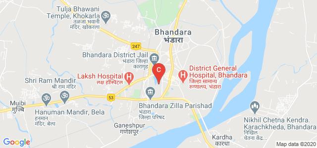 J. M. Patel College -Department of Management Science, Civil Line, MSEB Colony, Bhandara, Maharashtra, India