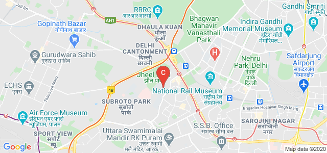 Department of Financial Studies, South Campus, South Moti Bagh, New Delhi, Delhi, India