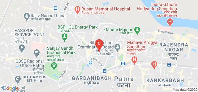L N Mishra Institute of Economic Development and Social Change, High Court, Veerchand Patel Road Area, Patna, Bihar, India