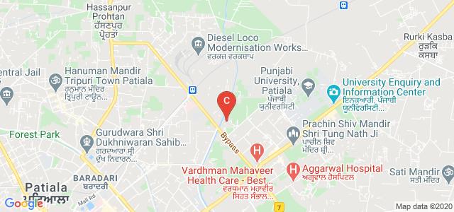 College of Management & Technology, Shanti Nagar, Virk Colony, Patiala, Punjab, India