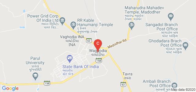 Waghodia, Gujarat 391760, India