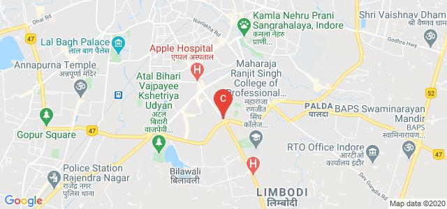 Sahib Institute Of Management & Research, Khandwa Road, Indrapuri Colony, Bhanwar Kuwa, Indore, Madhya Pradesh, India
