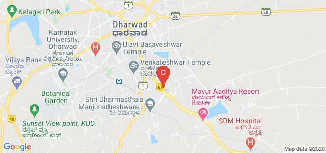 Dr. D Veerendra Heggade Institute of Management Studies and Research, PB Road, Vidyagiri, Dharwad, Karnataka, India