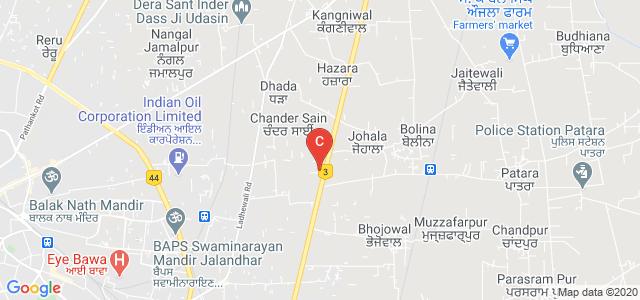 Apeejay Institute of Management & Engineering Technical Campus | AIMETC Jalandhar, Hoshiarpur Road, Jalandhar, Punjab, India