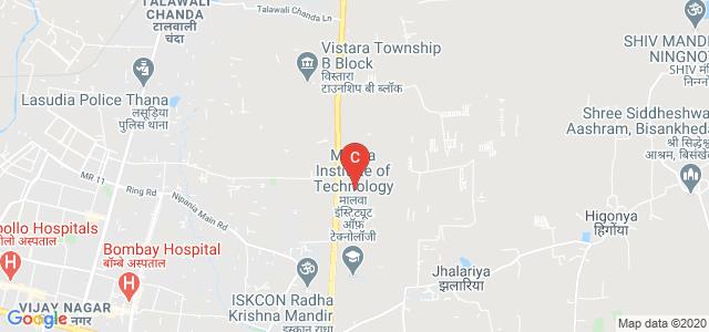 Graduate School Of Business, Indore, Madhya Pradesh, India