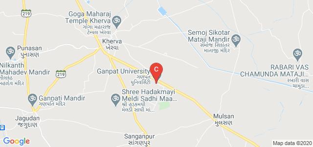 Ganpat University, Kherva, Gujarat, India
