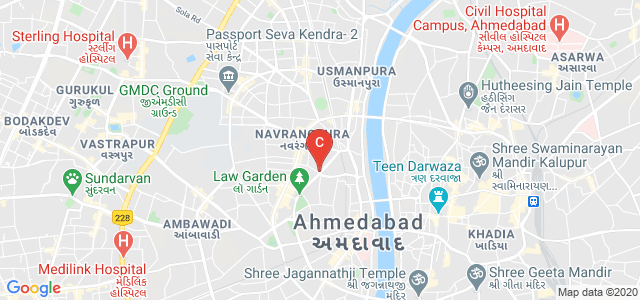 Navrangpura, Ahmedabad, Gujarat 380009, India
