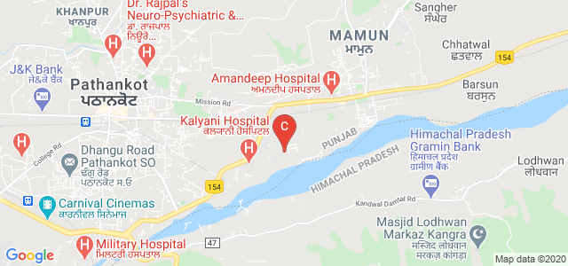 A & M Institute of Management and Technology, Jalandhar - Dalhousie Bypass, Mamun, Pathankot, Punjab, India