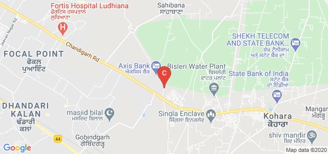 Synetic Business School, Friends Colony, Ramgarh, Ludhiana, Punjab, India
