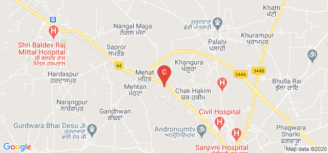 Pyramid College Of Business & Technology, Phagwara, Punjab, India