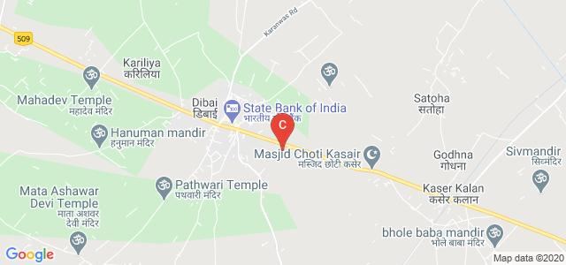 Shree Ram Institute of Management & Technology, National Highway 509, Dibai, Uttar Pradesh, India