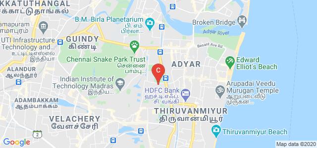 The Institute of Mathematical Sciences, 4th Cross Street, CIT Campus, Tharamani, Chennai, Tamil Nadu, India